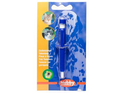 Pinzeta na klíšťata Nobby plastová