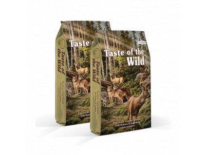 dvojbaleni taste of the wild pine forest 2x13 kg