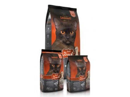 Leonardo Cat Adult Duck 400g
