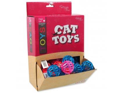Hračky MAGIC CAT míček plastový 4 cm