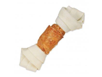Kost TRIXIE Dog Denta Fun žvýkací s kuřecím filetem 15 cm