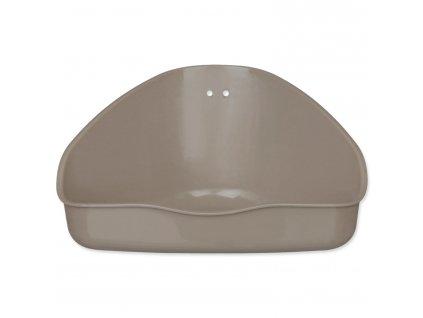 Toaleta TRIXIE rohová pro křečky 16 cm