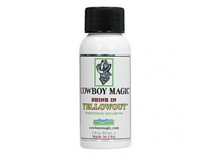 COWBOY MAGIC YELLOWOUT SHAMPOO 60 ml