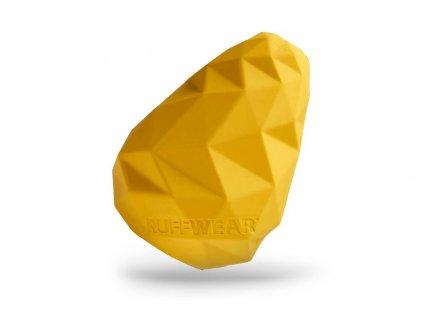 Ruffwear hračka pro psy, Gnawt-a-Cone, žlutá