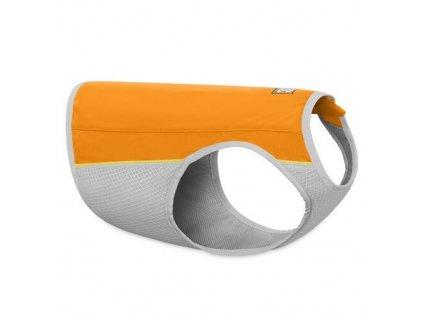 Chladící vesta pro psy Ruffwear Jet Stream™-Salamander Orange-S