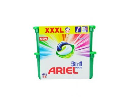 Prací prostředek Ariel Color kapsle 56ks