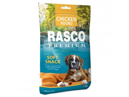 Pochoutka RASCO Premium kolečka z kuřecího masa