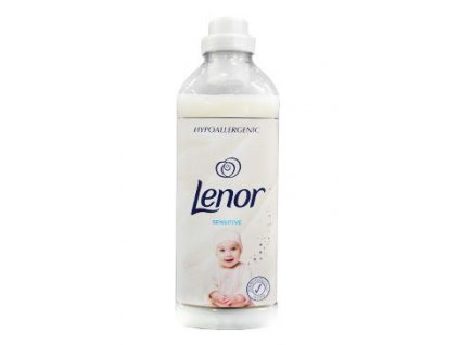 Aviváž LENOR Sensitive bílá 930ml