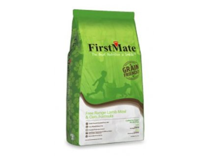 First Mate Dog Free Range Lamb Meal& Oats 2,3kg