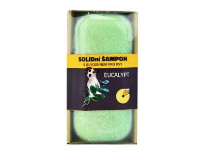 TC Šampon Solid eucalypt 200g