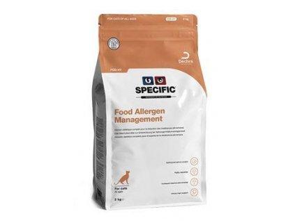 Specific FDD HY Food Allergy Management  400g kočka