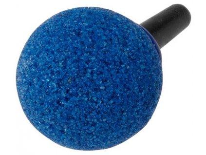 Vzduchovací kámen - koule, modrá, prům. 2,2cm Duvo+