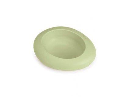 Miska plast pes designová 300ml zelená IMAC