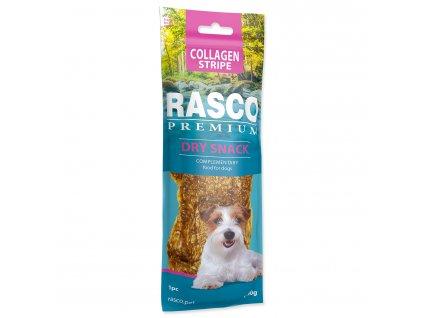 Pochoutka RASCO Premium Colagen stripe