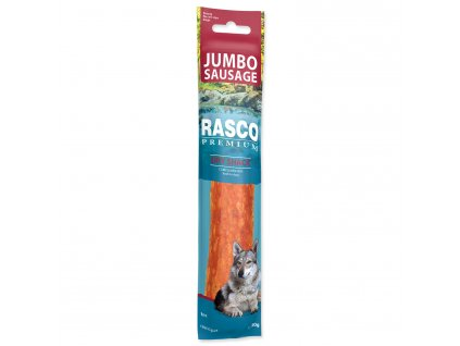 Pochoutka RASCO Premium Jumbo sausage