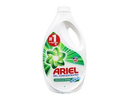 Prací prostředek Ariel Mountain 2.64l 48dávek gel