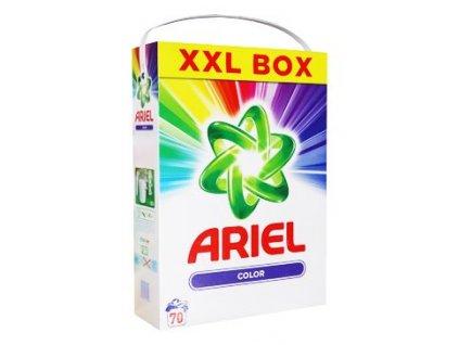 Prací prostředek Ariel Color 5,25kg 70dávek