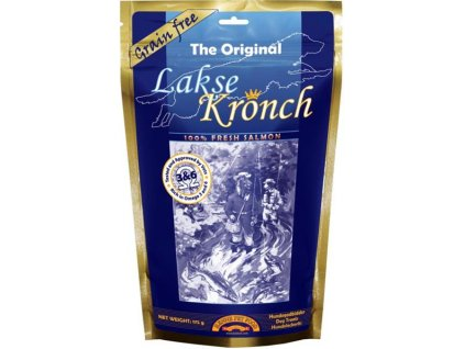 Kronch Dog Treat 100% losos 175 g