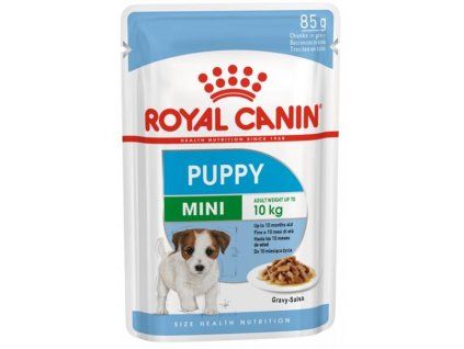 Royal Canin - Canine kaps. Mini Puppy 85 g