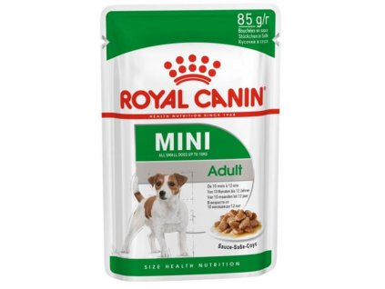 Royal Canin - Canine kaps. Mini Adult 85 g