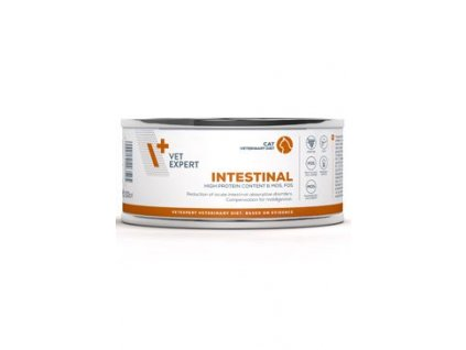 VetExpert VD 4T Intestinal Cat konzerva 100g