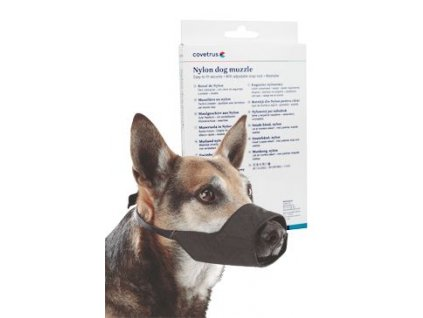 Náhubek fixační pes č.5 1ks CVET