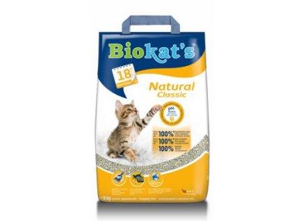 Podestýlka Biokat's Natural 5kg