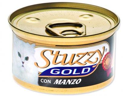 Konzerva STUZZY Cat Gold hovězí