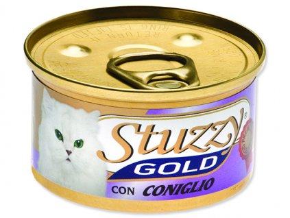 Konzerva STUZZY Cat Gold králík