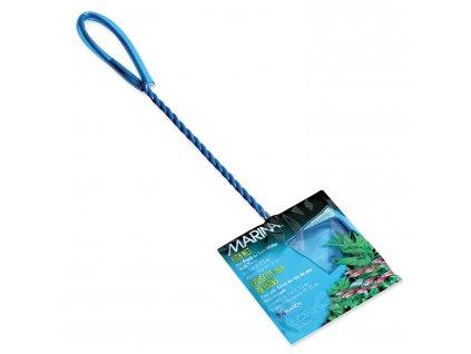 Síťka MARINA akvarijní modrá jemná 7,5 cm