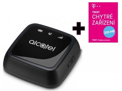Alcatel MOVETRACK Pet verze černá/červená