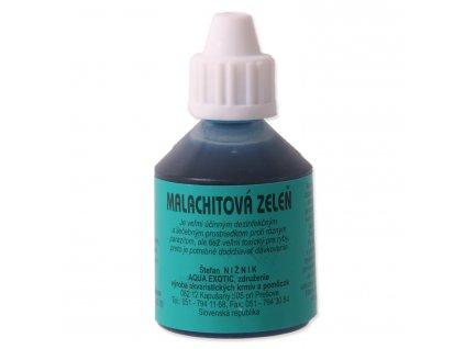 Dezinfekce AQUA EXOTIC Malachitová zeleň