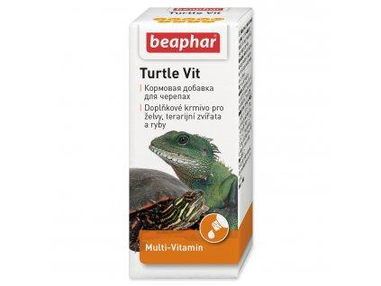 Kapky BEAPHAR Turtle Vit multivitamínové