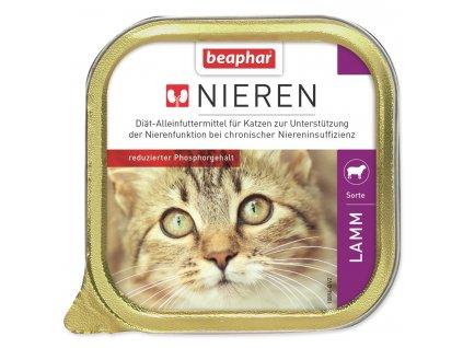Paštika BEAPHAR Renální dieta pro kočky s jehněčím