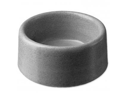 Miska BE-MI betonová kulatá 26 cm