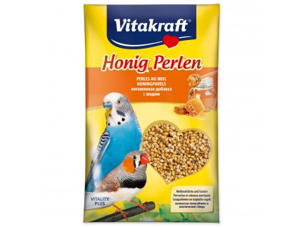 Perls Honey VITAKRAFT Sittich