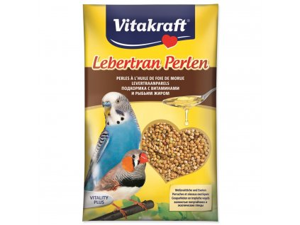 Lebertran Perls VITAKRAFT Sittich