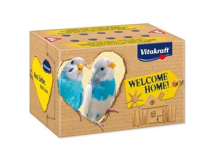 Krabice papírová VITAKRAFT na přenos ptáků
