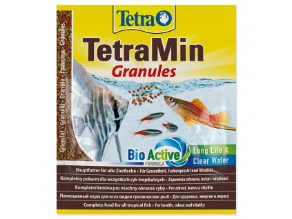 TETRA TetraMin Granules sáček