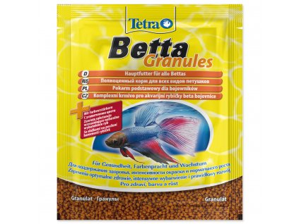 TETRA Betta granules sáček