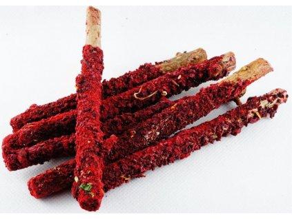 HamStake lískové větvičky s červenou řepou 50g