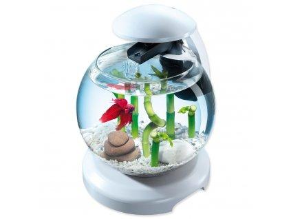 Akvárium set TETRA Cascade LED bílé 25 cm