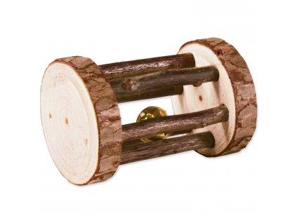 Hračka TRIXIE váleček dřevěný 7 cm