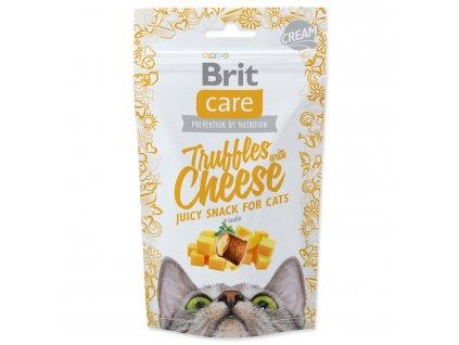 BRIT Care Cat Snack Truffles Cheese