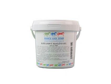Berenica gel kaštanový 450ml