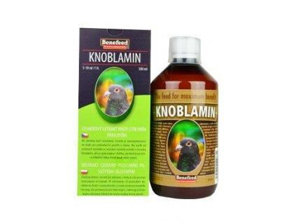 Knoblamin H pro holuby česnekový olej 500ml