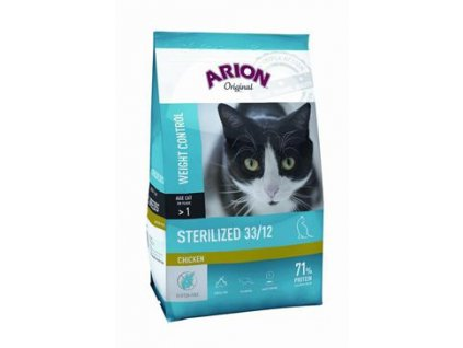 Arion Cat Original Sterilized Chicken 2kg