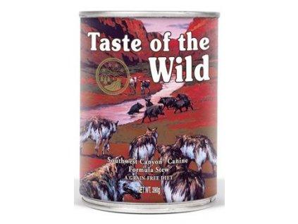 Taste of the Wild konzerva Southwest Canyon 390g