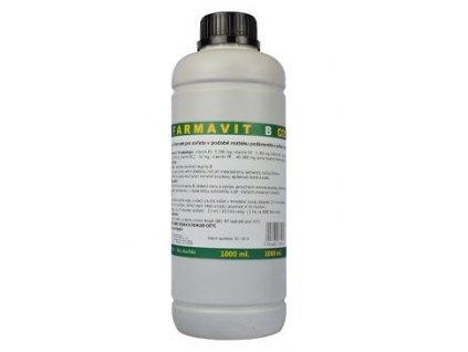 Farmavit B-komplex forte 1000ml tekutý