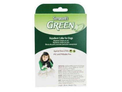 Sergeanťs Green obojek pro psy 60cm 1ks
